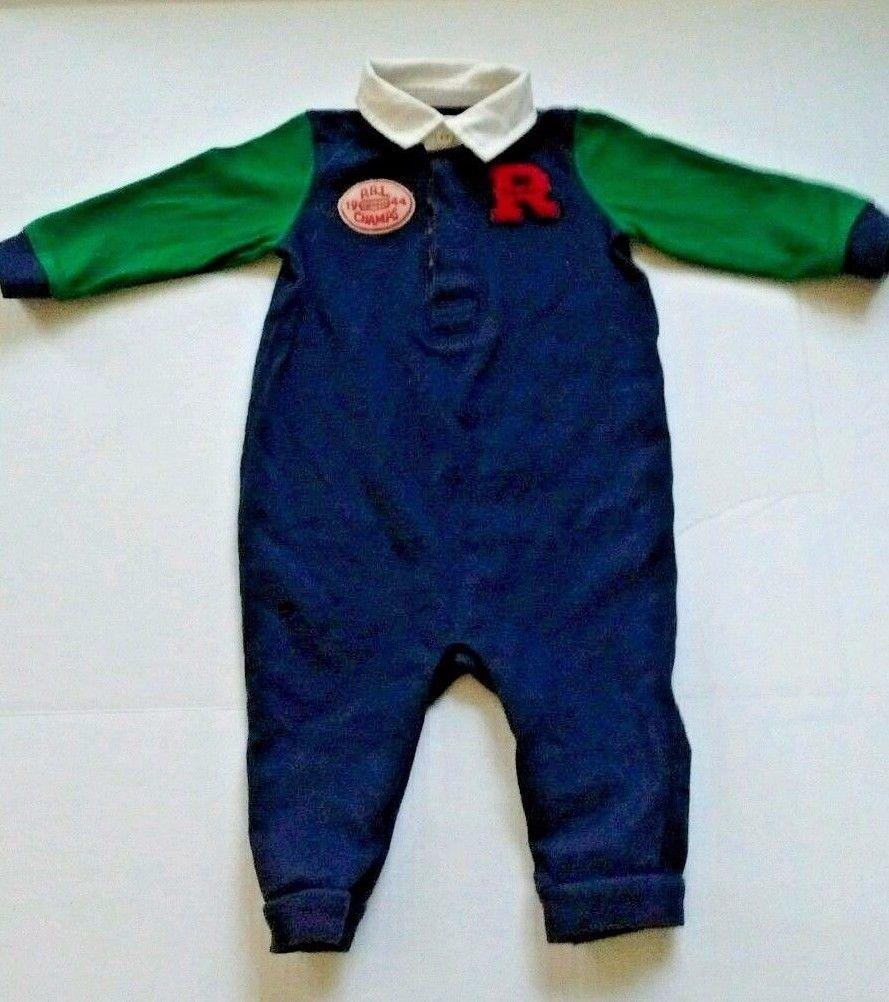 d72b92ae Ralph Lauren Boys RRL1944 Champs Infant Size and 40 similar items
