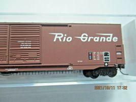 Micro-Trains Stock # 18200162 Denver & Rio Grande Western 50' Boxcar W/Load (N) image 3