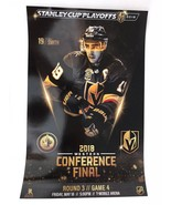 Vegas Golden Knights Western Conference Final Reilly Smith T Mobile Poster - $19.79