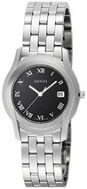 Gucci YA055302 Men's Watch Quartz G-Class Black Dial Stainless Steel FRE... - $641.62