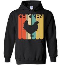 Vintage Style Chicken Blend Hoodie - $43.82 CAD+