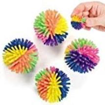 Multicolor Porcupine Balls - $12.49