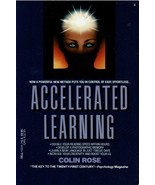 Accelerated Learning, by Colin Rose - $9.99