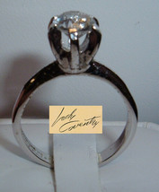 Vintage Sarah Coventry  Jewelry - #5443 Saralite Ring - $27.03