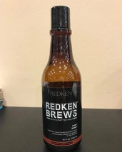 Redken Brews w/ crafted malt 3 in 1 Shampoo conditioner and body wash 10 oz - $16.99