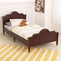 Kidkraft 86947 Kids Children's Raleigh Twin Bed Espresso Dark Brown NEW - $249.95