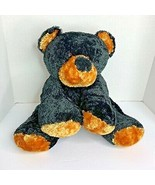 Dan Dee Dandee Collectors Choice Large Black Bear plush Stuffed Animal T... - $23.02