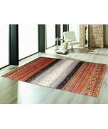 8'x10' Colorfull Stripe Gabbeh Woollen Pile 100% Hand Knotted Rugs & Carpet - $1,276.11