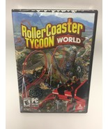 Roller Coaster Tycoon World 2016 for PC Game New Sealed - $13.00