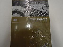 2012 Harley Davidson Dyna Modelli Manutenzione Negozio Manuale Officina Nuovo - $178.18