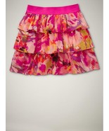NWT Gap Girl's Bright Tiered Skirt Size L(10) - $14.99