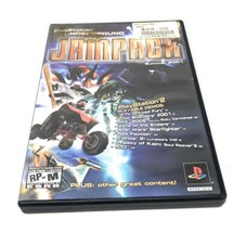 PlayStation Underground Jampack Summer 2001 (Sony PlayStation 2, 2001) Complete - $9.89