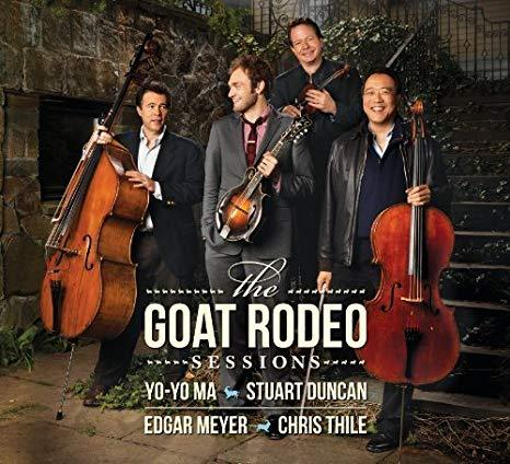 Primary image for The Goat Rodeo Session Audio CD set