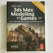 3ds Max Modeling for Games: Insider's Guide to Game Character, Vehicle, ... - $15.84