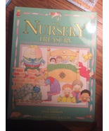 The Nursery Treasury Collection baby games rhymes lullabies Sally Emerso... - $3.97