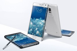 "SAMSUNG GALAXY NOTE EDGE White SM-N915S UNLOCKED 5.7"" QHD 32GB PHONE image 2"