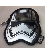 """Loungefly X Star Wars The Forces Awakens """"CAPTAIN PHASMA"""" Coin Purse Bag - $14.72"""