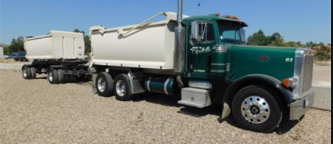 2011 Peterbilt 389 and Transfers 2001 Rouge Boxes FOR SALE IN Burgin, KT 40310