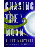 Chasing the Moon [May 25, 2011] Martinez, A. Lee - $9.81