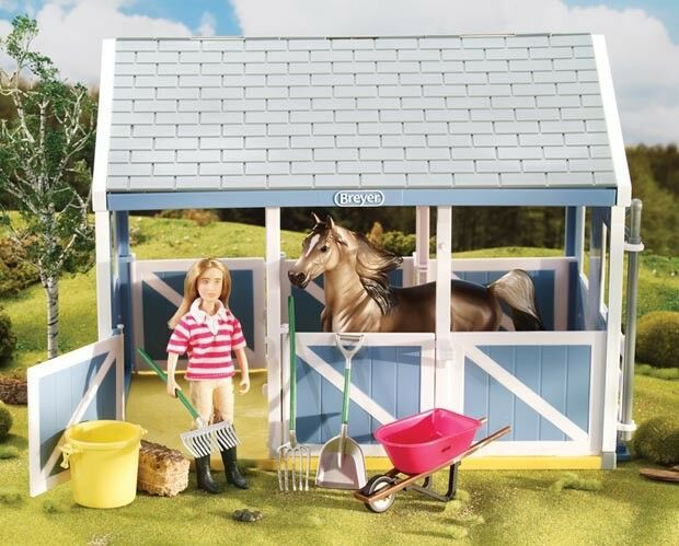 Primary image for Breyer classic size stable cleaning set 61074 (no Stable, doll or horse) <>