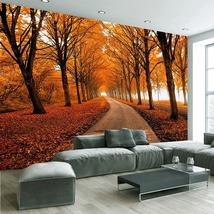 "3D Wallpaper ""Autumn in Forest"" - $35.00+"