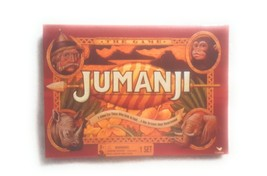 Cardinal Games Jumanji The Game in Box Toys Puzzles Board Games Fun Family - $14.84