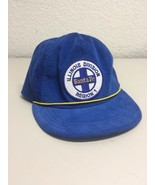 Baseball Cap Hat Snap Back Trucker Cap Santa Fe Illinois division railroad - $19.79