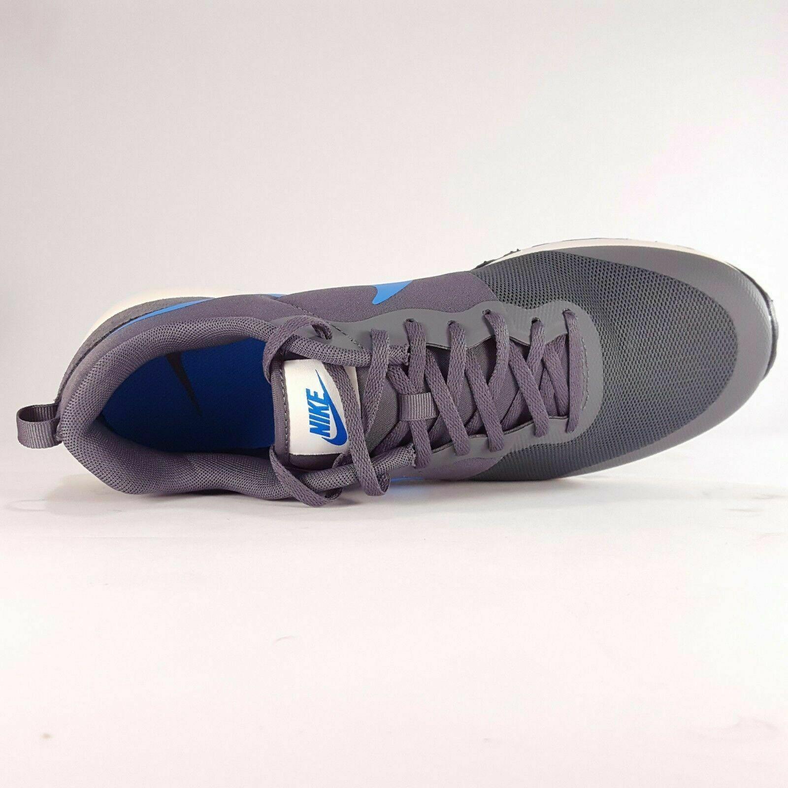Nike Men's Elite Shinsen Casua Shoes 801780-041 Grey/Blue/White Sneakers Size 10