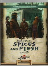 Spices & Flesh - Islands of Plunder - SC - 2014 - Pathfinder - Legendary... - $9.79