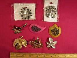 Choice Vintage Metal Brooch Pin Alan J Sarah Coventry Mylu [h1bd] - $5.76+