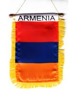 Armenia Window Hanging Flag - $3.30