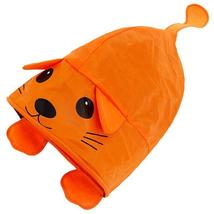 Pet Cat Toys Cute Mouse Tunnels Orange Color Tent Easy House For Small Dog Beds image 11