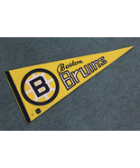Boston Bruins VINTAGE Pennant - $69.29