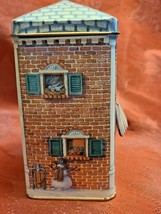 Hallmark Nostalgic Houses Hall Bro's Cards and Gifts Tin shop cards collection  image 2