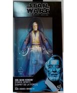 Star Wars Obi-Wan Kenobi Force Spirit The Black Series Exclusive  - $34.95