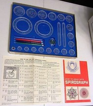 Vintage Kenner Spirograph - complete  - $28.45