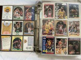 1404 NBA Basketball Card Lot Kevin McHale,James Worthy Stephon Marbury Rookie image 4