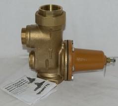 Watts LF25 AUB Z3 Water Pressure Reducing Two Inch 0009465 image 1