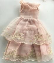 1960's Penny Brite Flower Girl Dress Deluxe Reading - $9.41
