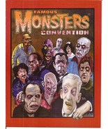 Famous Monsters Of Filmland 2010 Convention Program Indianapolis Indiana... - $24.95