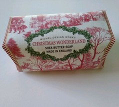 Michel Design Works Christmas Wonderland Shea Butter Soap 8.7 Oz Made In... - $14.62