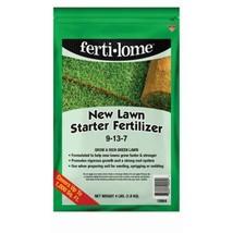 Voluntary Purchasing Group Fertilome 10904New Lawn Starter Fertilizer, 4-Pound