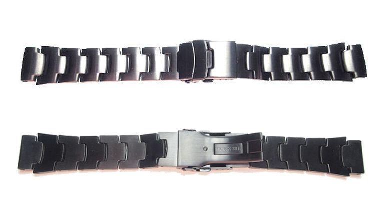 18mm Stainless Steel Watch Band fits Casio PRW-2000 PRW-2500 PRW-3500