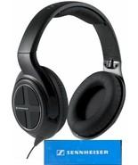 Sennheiser HD 428 Over-Ear Headband Black Headphones - $49.95