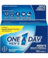 One A Day Men's Health Formula 100 Tablets. New. Free Shipping - $14.83