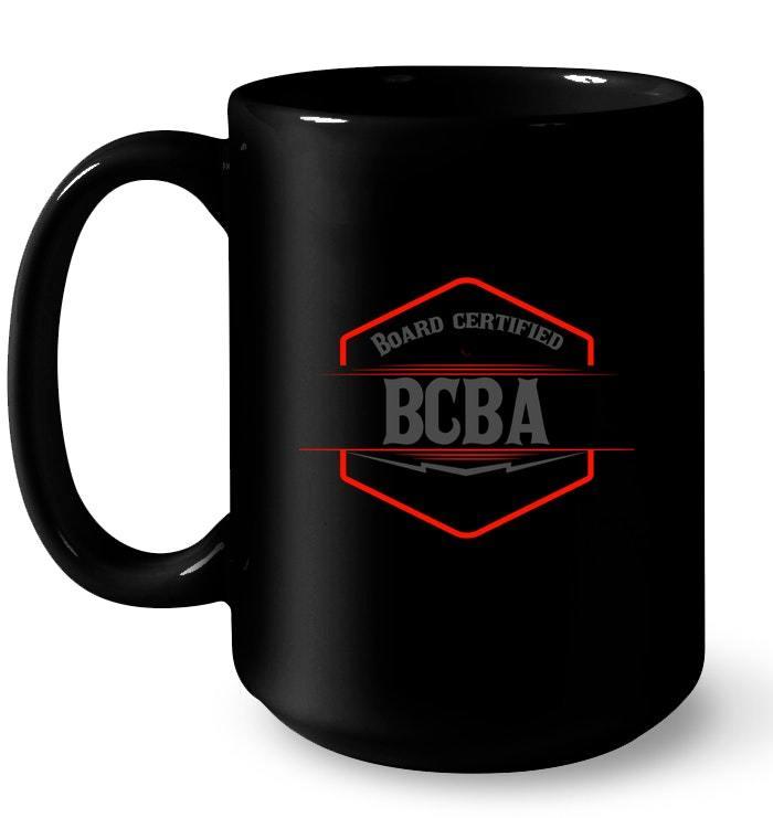 Board Certified Aba Behavior Analyst Bcba Autism Gift