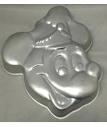 1976 WILTON Disney MICKEY MOUSE BAND LEADER CAKE PAN Marching 515-302 - $9.85