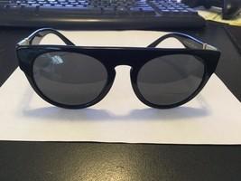 Brand New 100% Authentic Versace Sunglasses VE4333 Color GB1/87 Black - $93.06