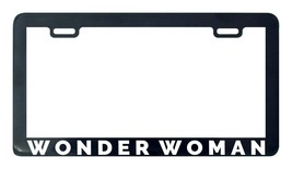 Wonder Woman license plate frame holder - $5.99