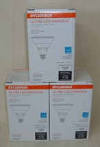 SYLVANIA ULTRA PAR30LN 19 W. 3000K Lot of 3 Bulbs NEW  - $28.70